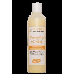 Haarspülung mit Honig
